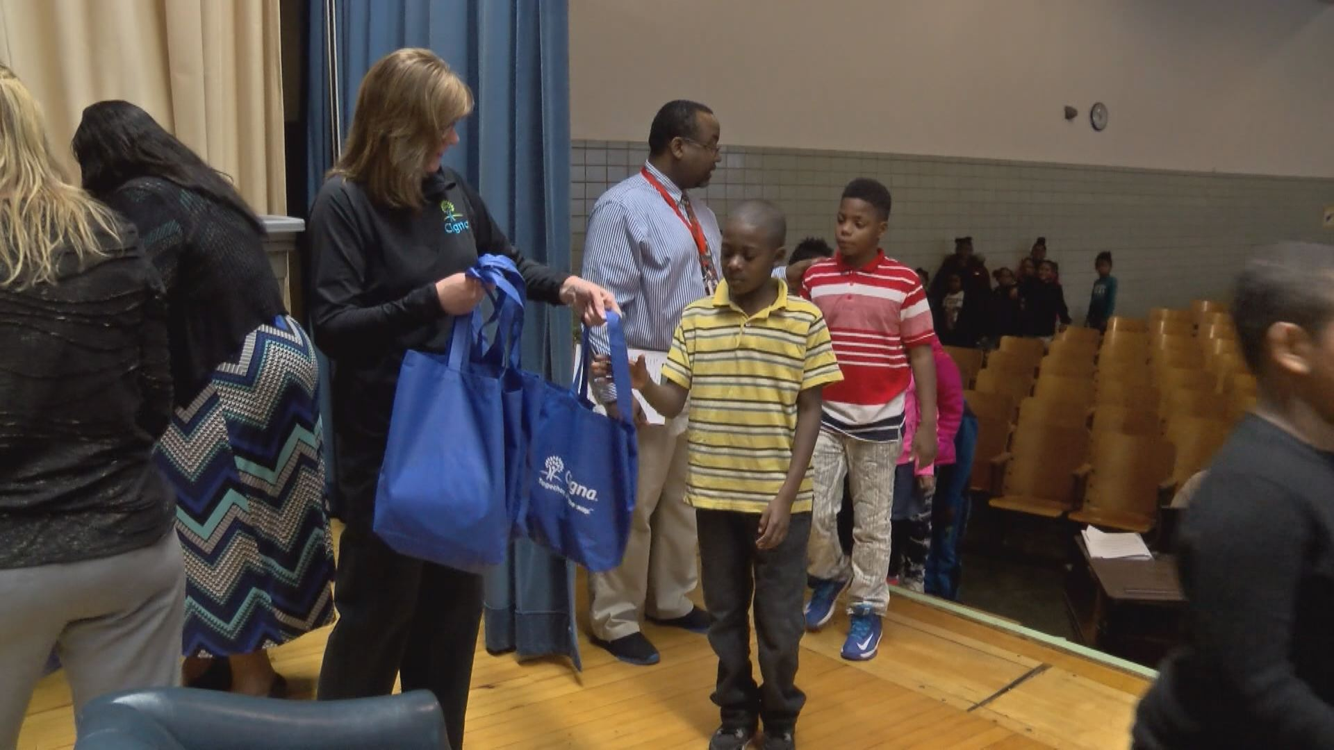 Program gives 200 Richmond students 3-years of food