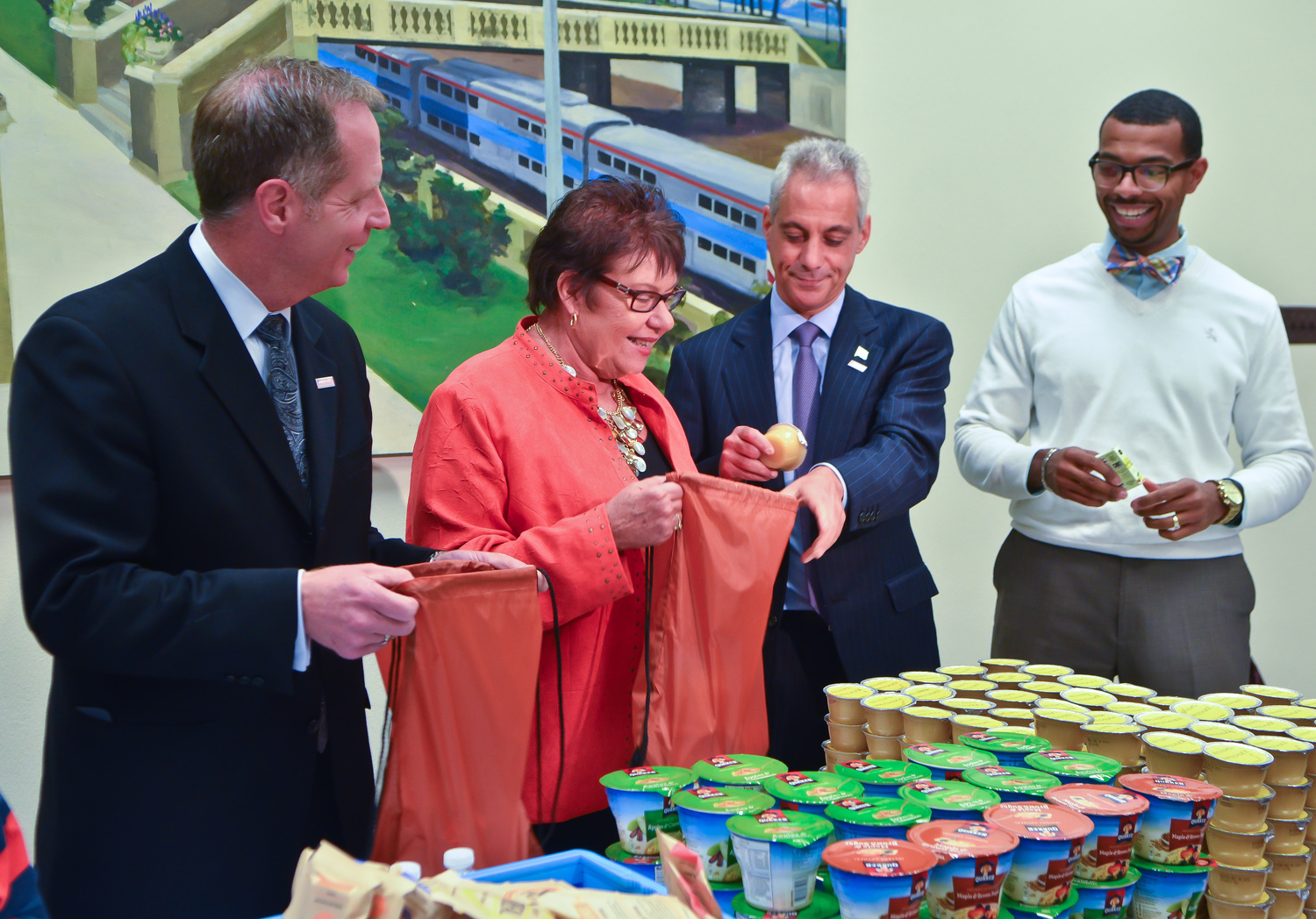 Mayors Making a Difference in Their Communities