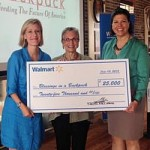 Walmart Giving supports Blessings in a Backpack programs across the nation.