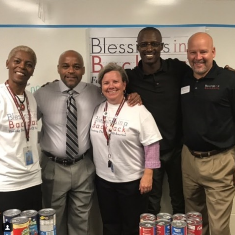 Mayor Hancock Blessings Day