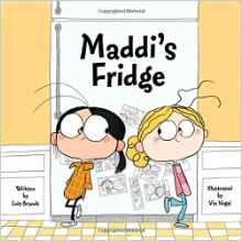 Maddi's Fridge Children's Book