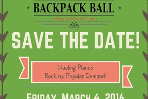 Backpack Ball