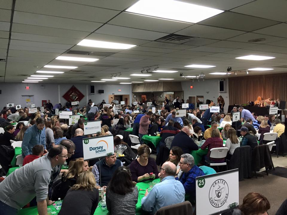 Trivia night buzzes in over $20,000