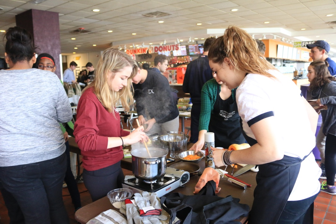 Catching up with the winners of NUDM's cooking competitions