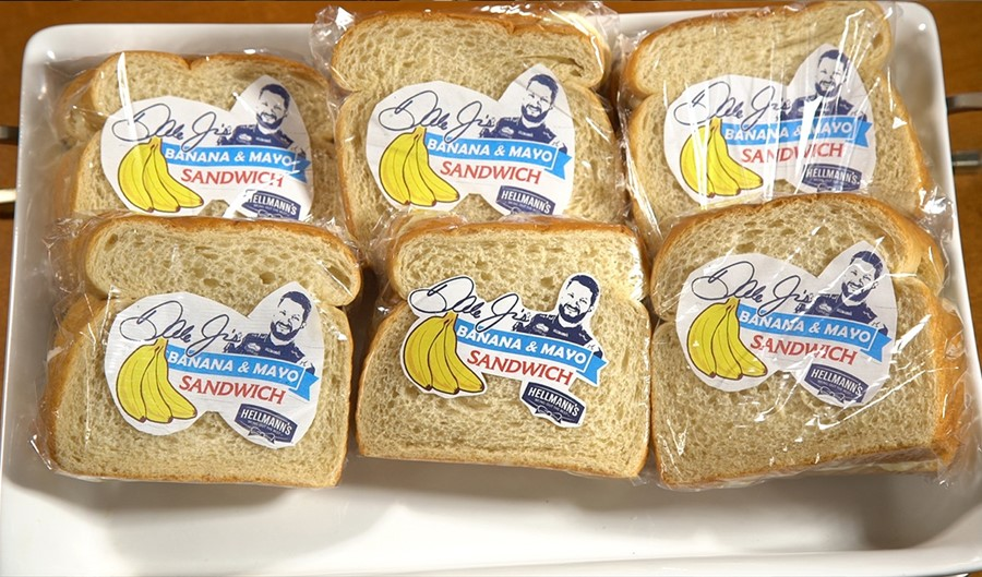 Food for Thought: How to Make the Perfect Banana-Mayo Sandwich