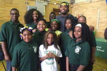 Barrington with Kids