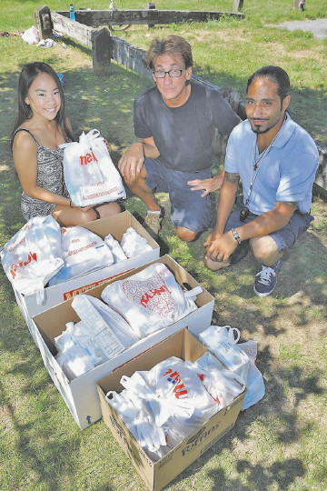 Kira Andreucci of Karing4Kidz continues work to feed children during summer