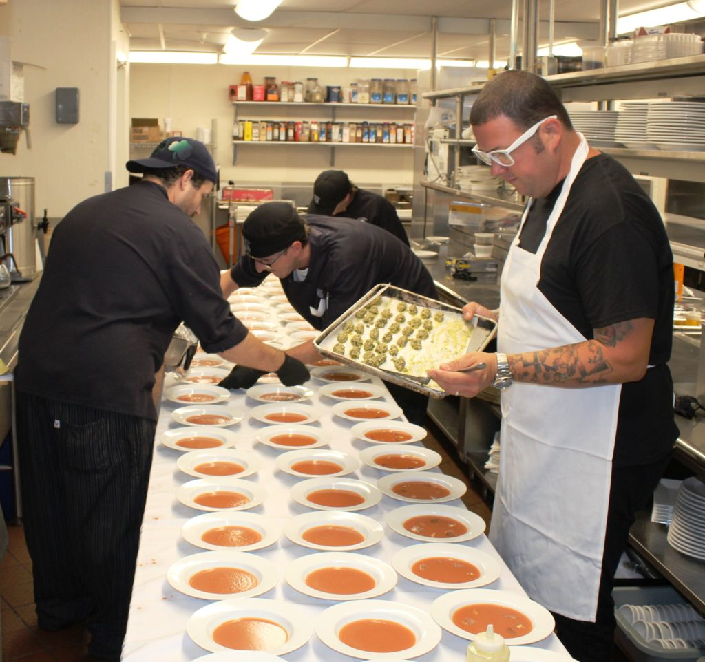 Celebrity Chef Dinner Raises Money to Feed the Future