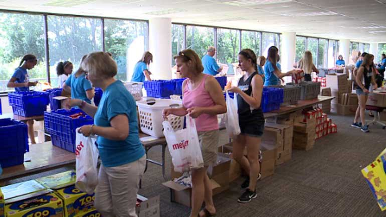 Waukesha Co. program makes sure kids don't go hungry