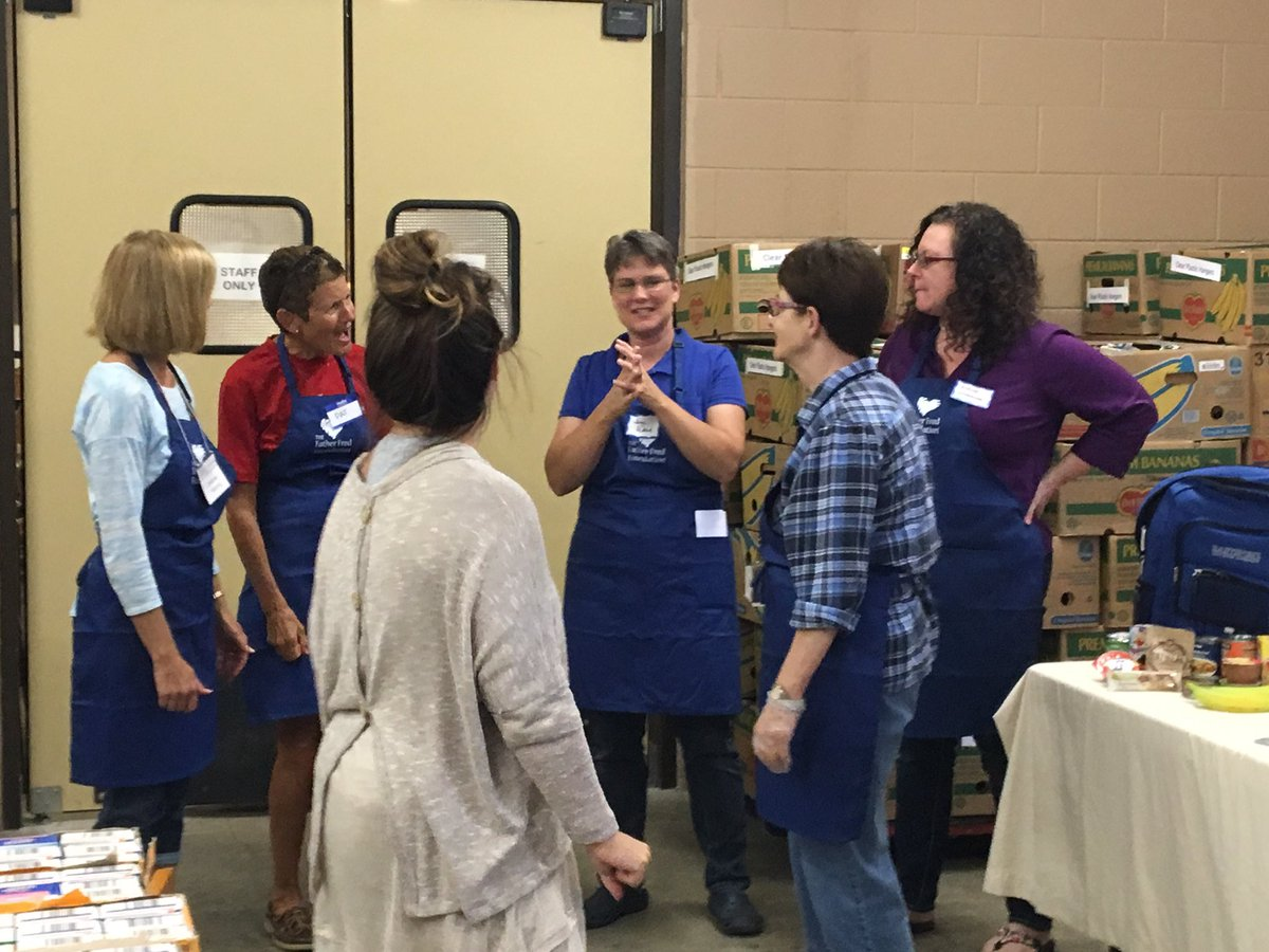 Blessings in a Backpack provides students in Traverse City with food