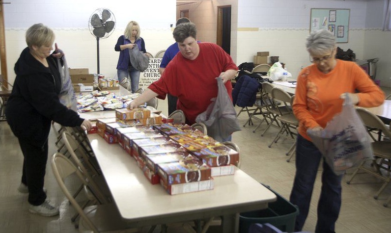 Blessings in a Backpack launches in Stewardson, IL