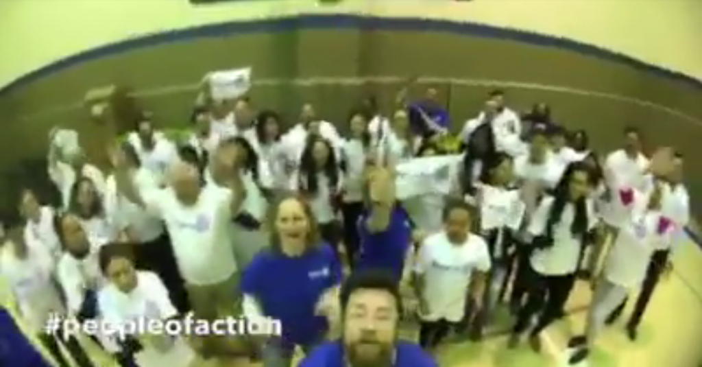 Rotary Club of Chicago Packs 1,000 Bags of #FoodThisFriday