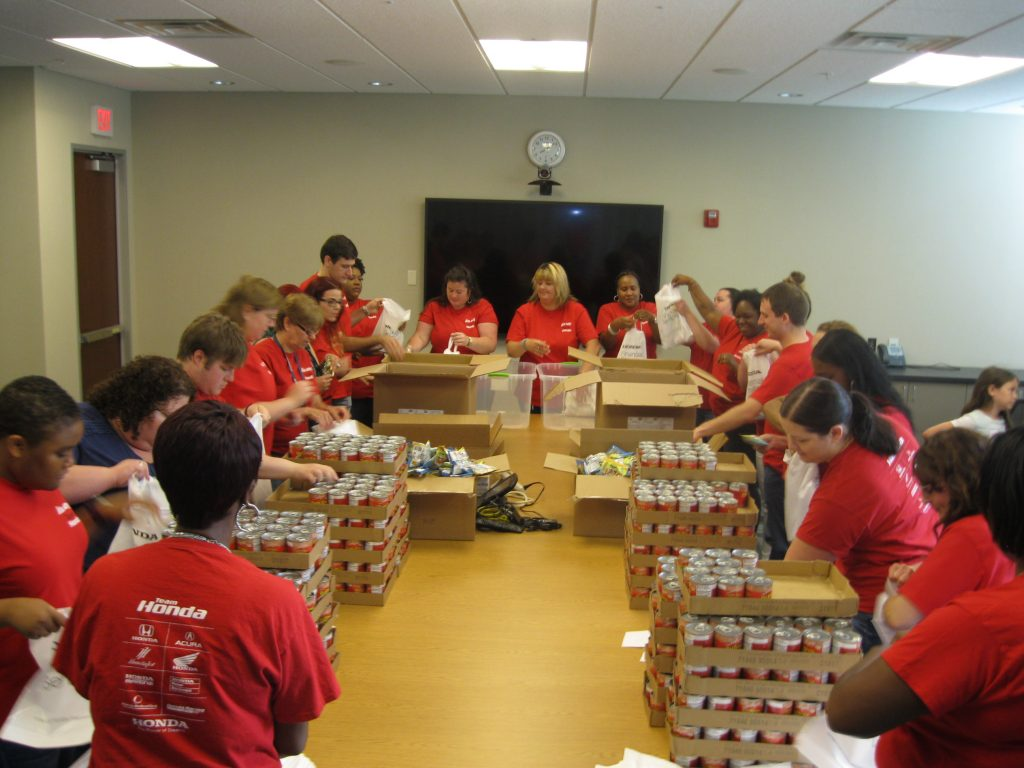 American Honda Finance Corporation Joins BIB to Provide 6,000 Hunger-Free Weekends for Children in the USA
