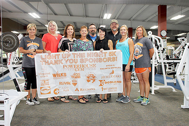 Powerhouse Gym lends a hand to help hungry children