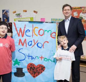 Mayor Stanton