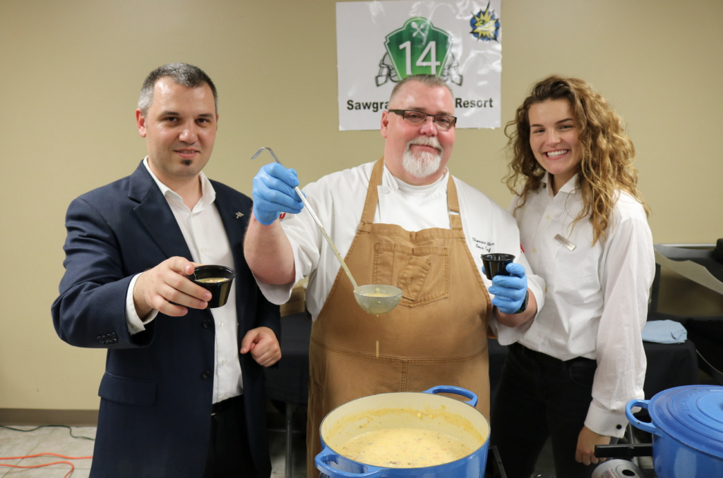 SOUPer Bowl III raises over $29,000 for First Coast Blessings in a Backpack