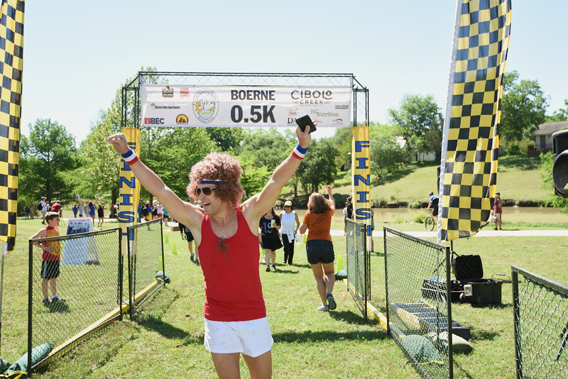 Boerne 0.5k Race Raises $30K for Local Program