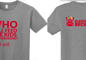 Who Will Feed the Kids T-Shirt