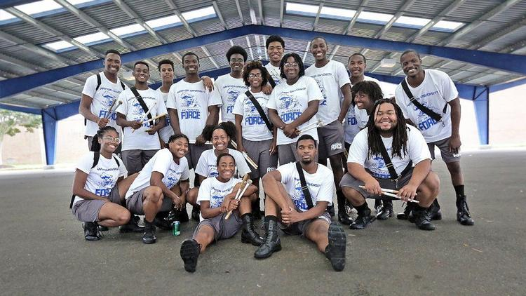 Hampton University Students a Force for Generosity