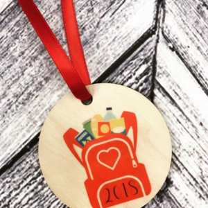 Blessings 2018 ornament
