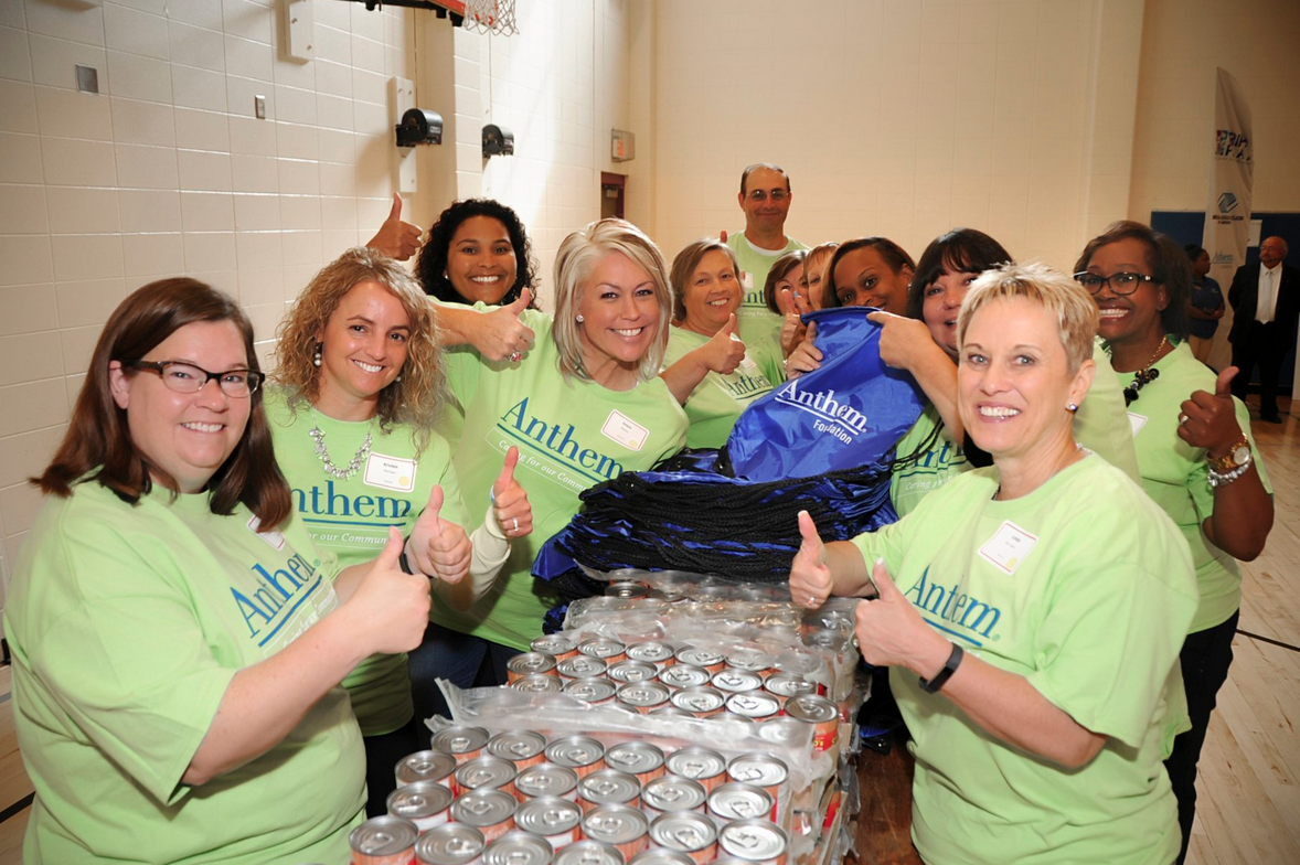 Anthem Foundation Partners with Blessings in a Backpack