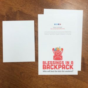 Blank Note Cards