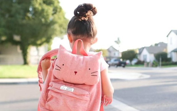 Name Bubbles & Blessings in a Backpack Team Up for A Second Time to Prevent Child Hunger