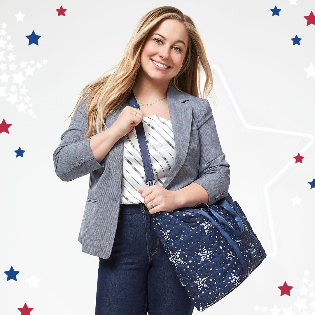 Vera Bradley x Shawn Johnson