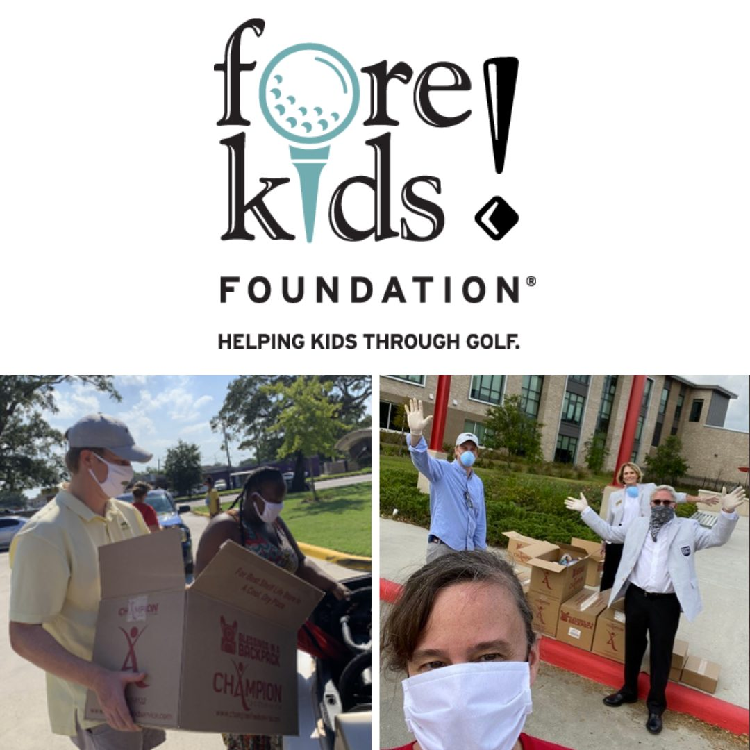Fore!Kids Foundation