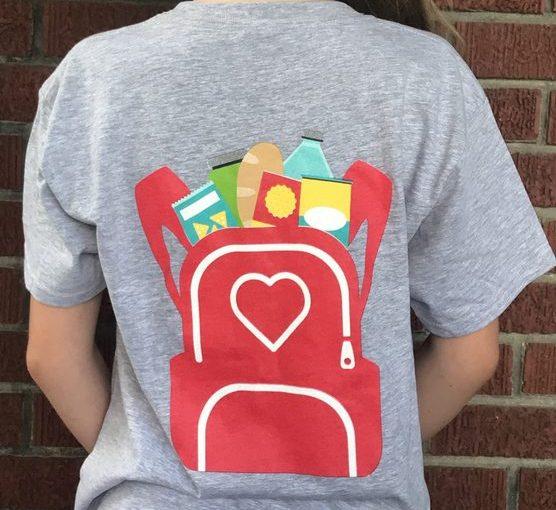 Kids Backpack Shirt