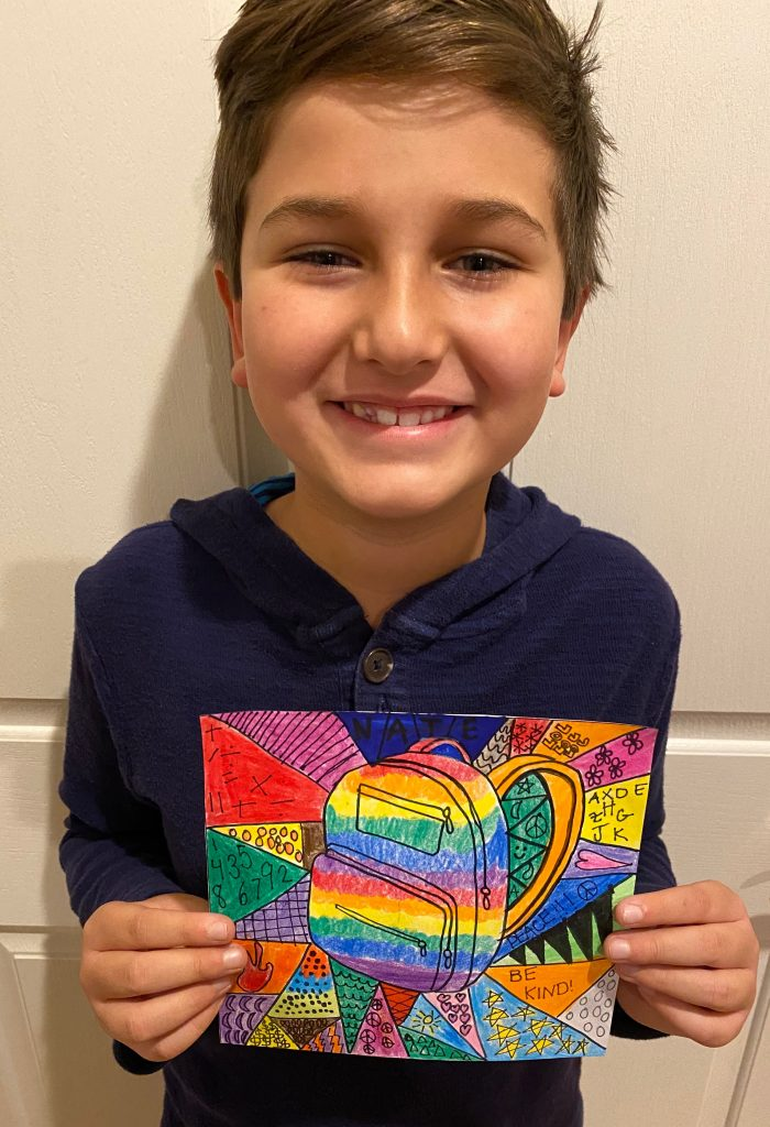 Picture of Nate the winning artist