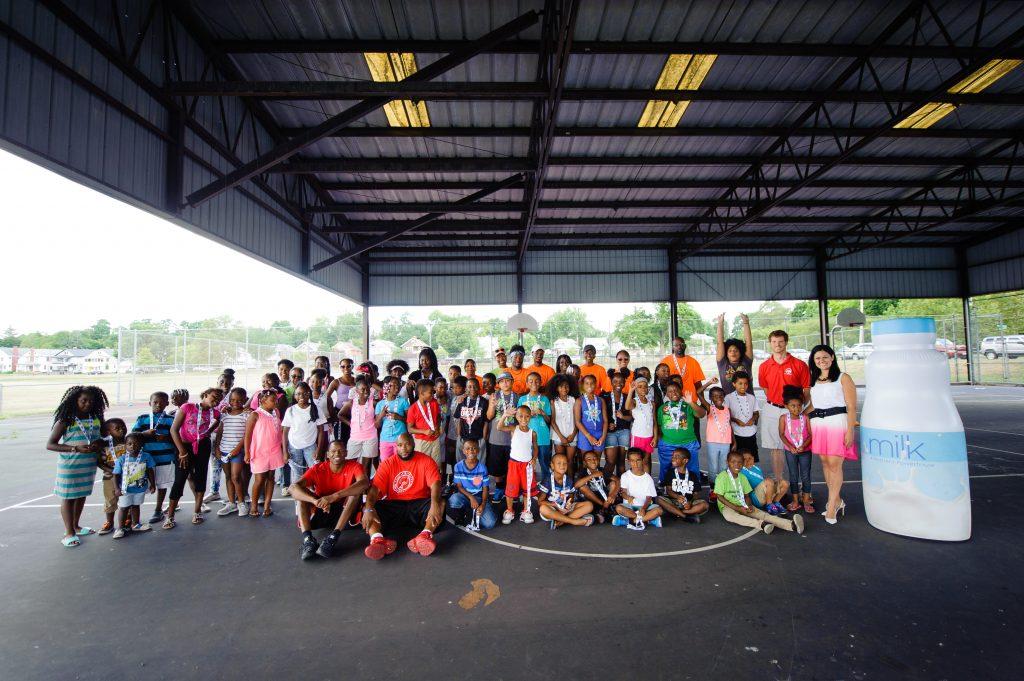 Photo of Syracuse volunteers