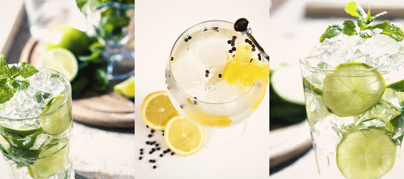 Virtual Mixology Class