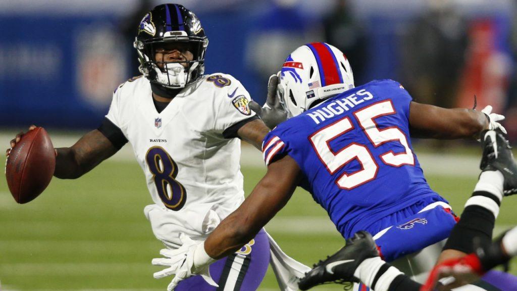 Buffalo Bills fans are donating money to Baltimore Ravens QB Lamar Jackson's Favorite Charity