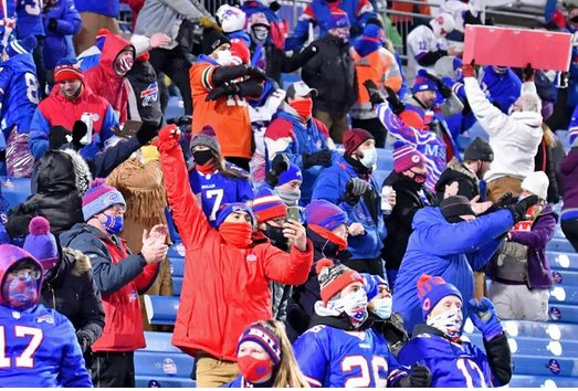 USA Today: Buffalo Bills fans overwhelm charity with donations after Lamar Jackson's injury