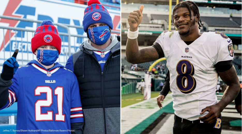 Baltimore Ravens: Bills Mafia's Donations Nearing Half a Million in Support of Lamar Jackson, Blessings in a Backpack