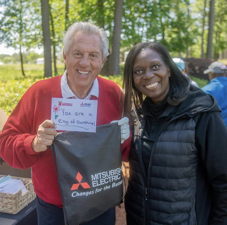 Charitable giving, volunteer engagement to support youth at Mitsubishi Electric Classic