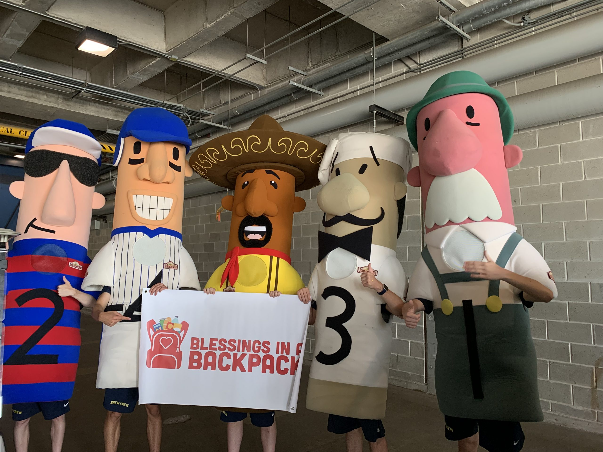 Johnsonville Racing Sausages