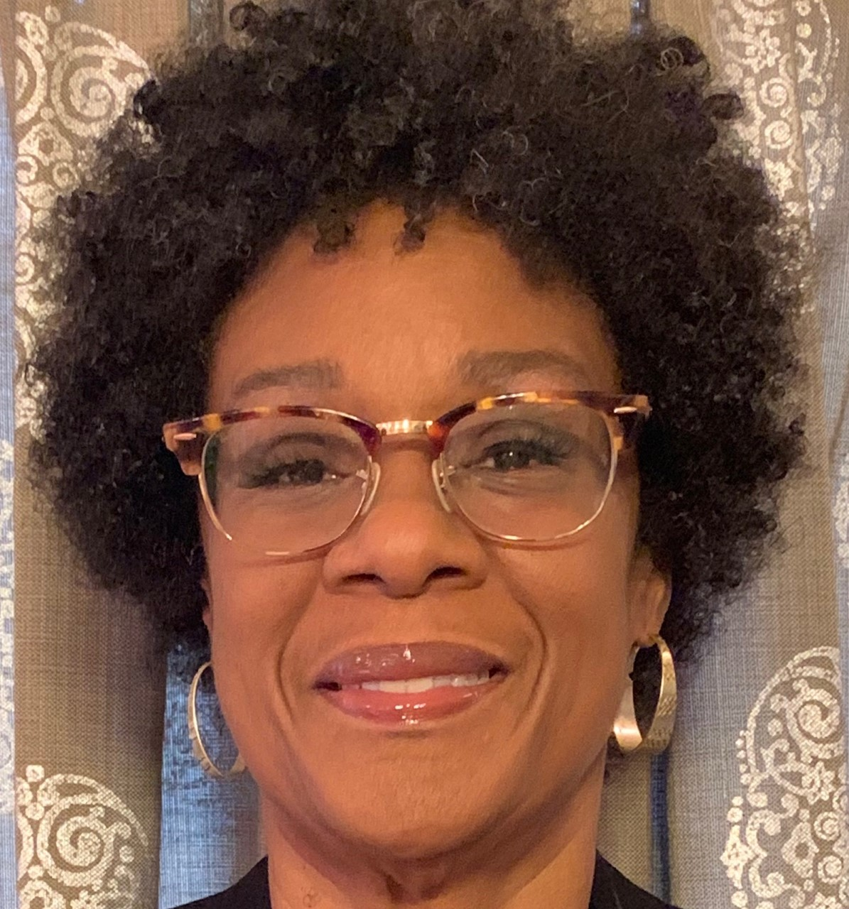 Volunteer Spotlight: Toni Pierre