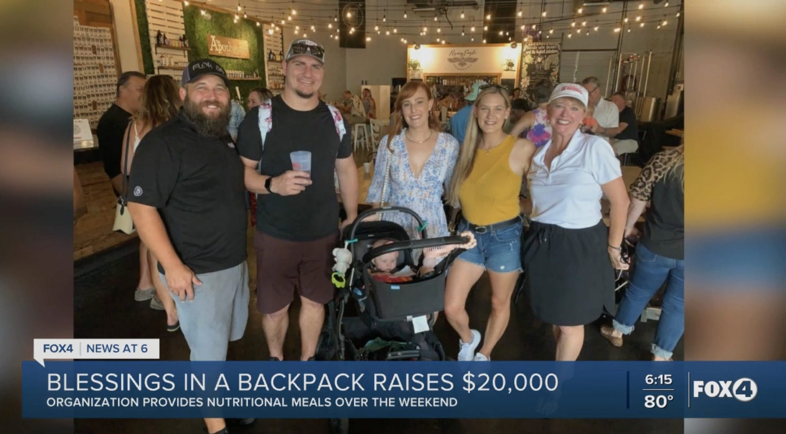 Blessings in a Backpack SWFL Chapter raises $20,000 at inaugural 'Brews for Blessings' event