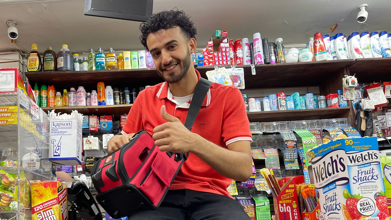 Backpacks filled with food and school supplies donated to Bronx children